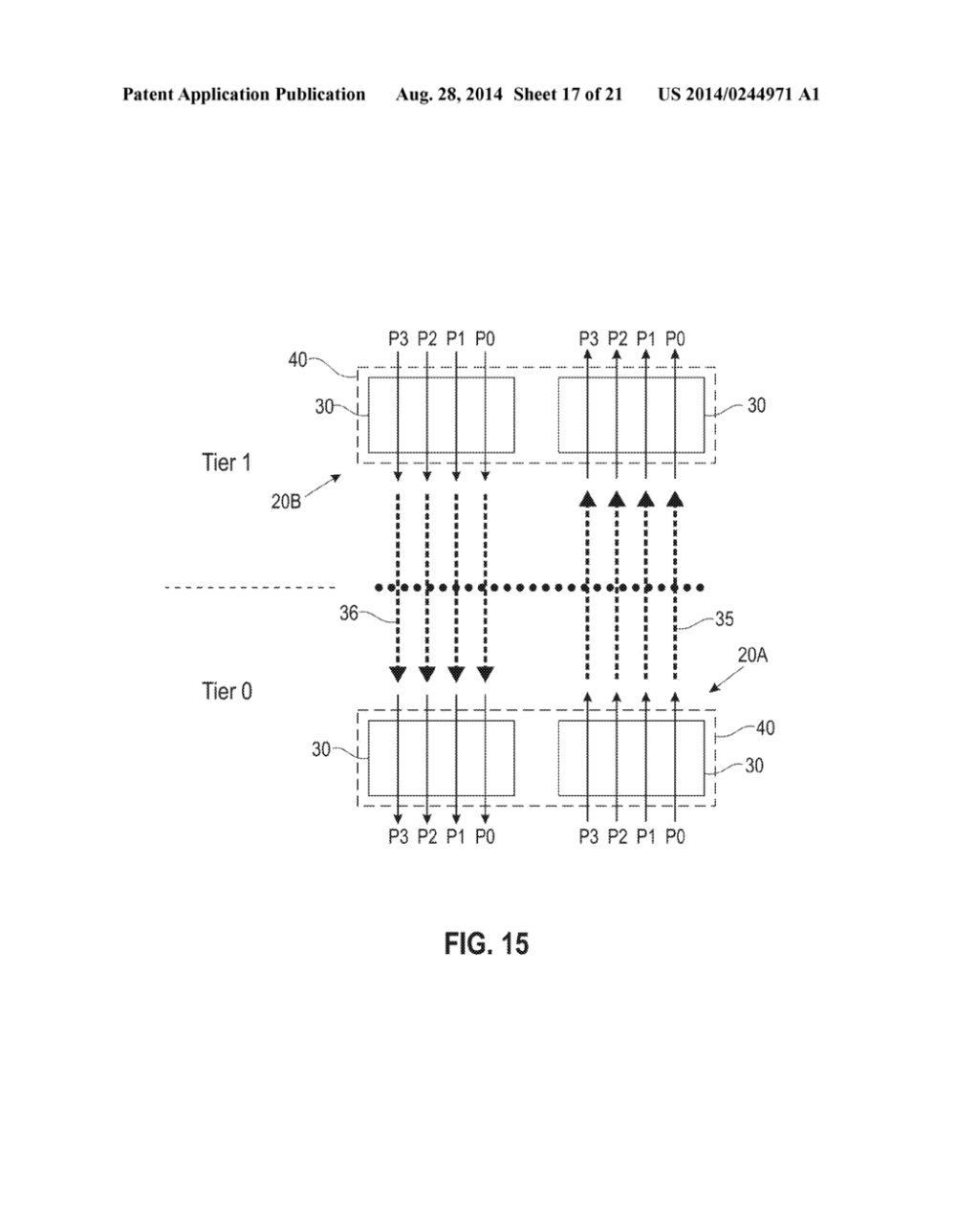 medium resolution of array of processor core circuits with reversible tiers diagram schematic and image 18