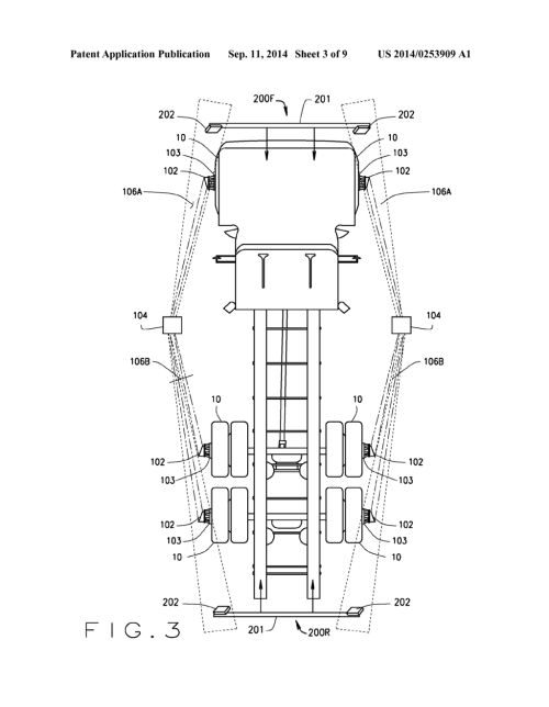 small resolution of method and apparatus for multi axle vehicle alignment with vehicle frame reference diagram schematic and image 04