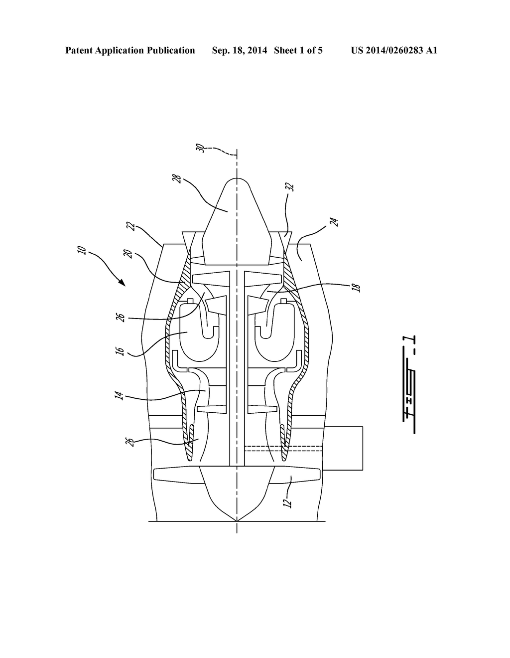hight resolution of gas turbine engine exhaust mixer with aerodynamic struts diagram schematic and image 02