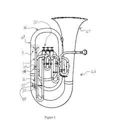musical horn diagram [ 1024 x 1320 Pixel ]
