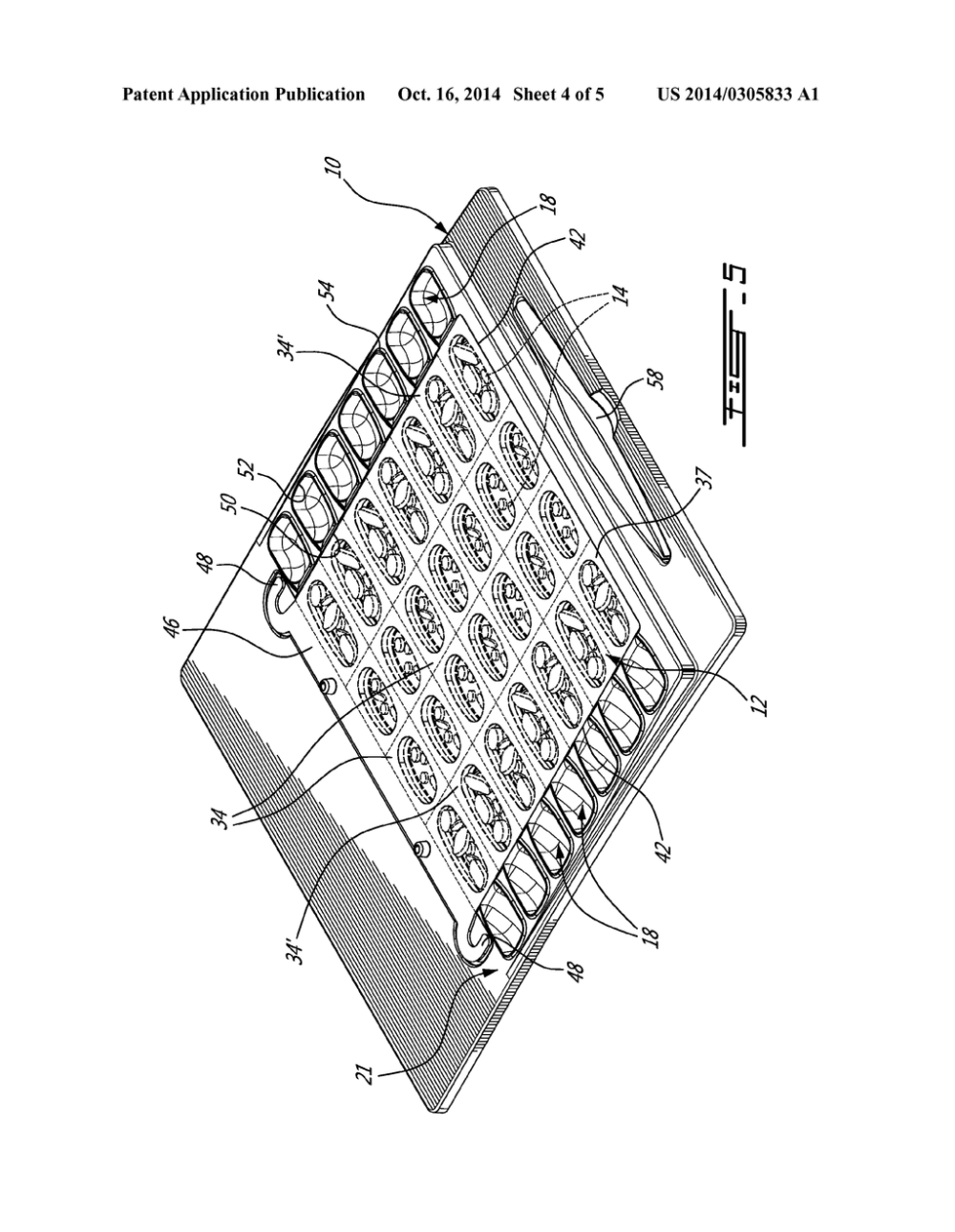 medium resolution of blister sheet holder for the verification of the contents thereof diagram schematic and image 05
