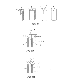 method for splitting end part of metal plate or metal rod metal parts manufactured by such end splitting method and method for bonding such metal parts  [ 1024 x 1320 Pixel ]