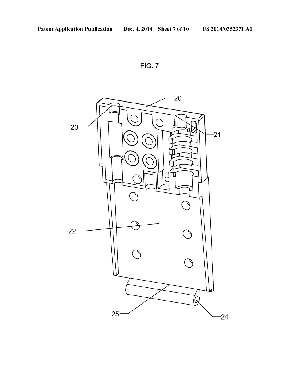 hight resolution of combination key lock box with anti pick mechanism diagram schematic and image 08