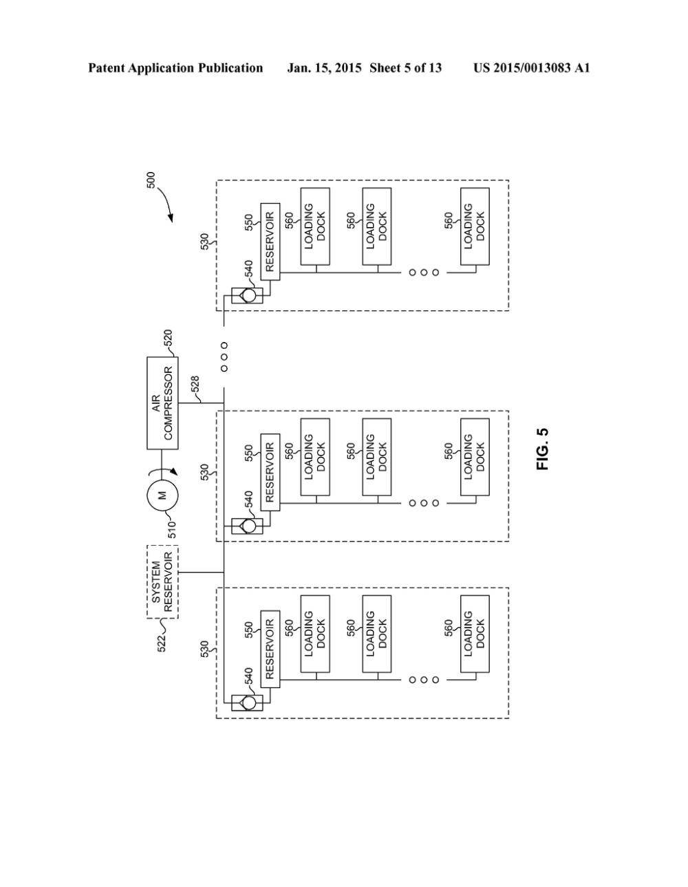 medium resolution of centralized air supply loading dock leveling system diagram schematic and image 06