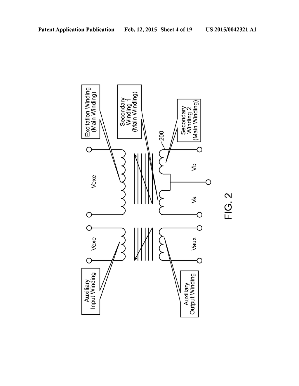 hight resolution of rotary variable differential transformer rvdt sensor assembly with auxiliary output signal diagram schematic and image 05