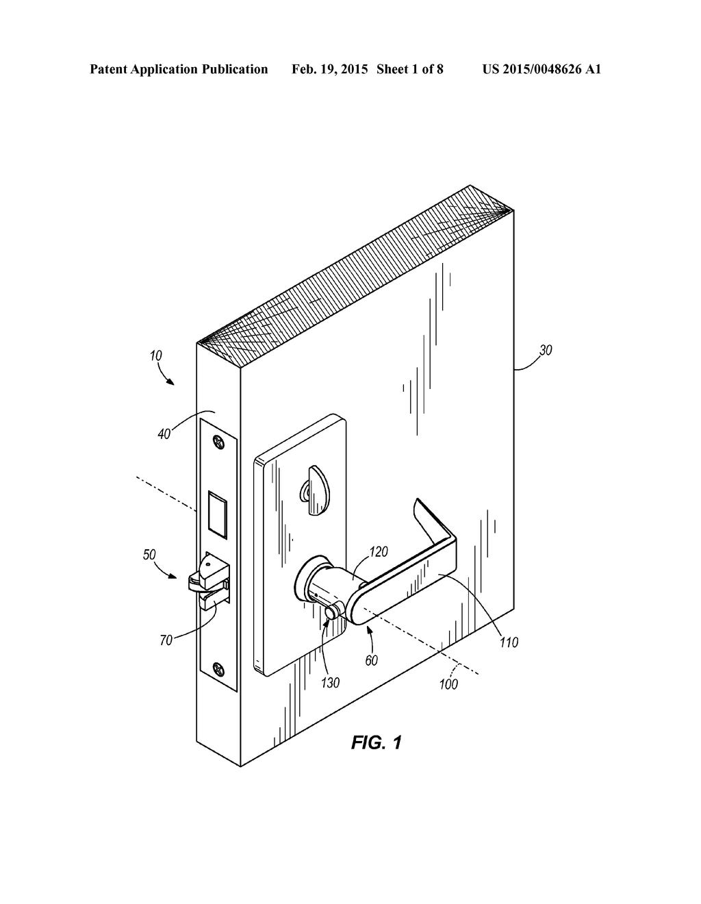 hight resolution of door schematic