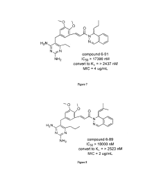 highly 6 substituted 2 4 diaminopyrimidines as inhibitors of anthrax diagram schematic and image 07 [ 1024 x 1320 Pixel ]