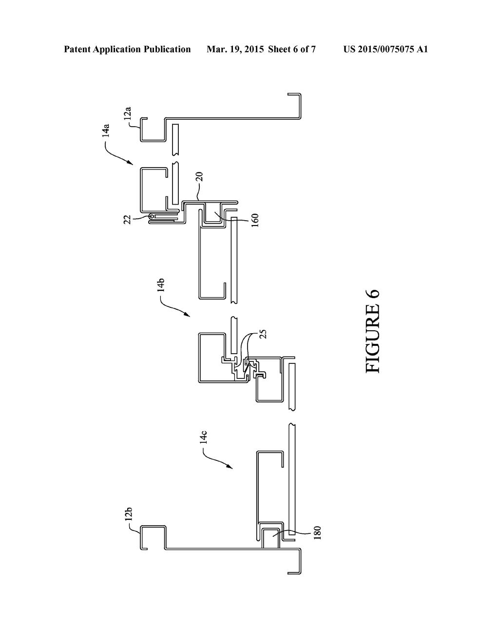 hight resolution of double acting patio door diagram schematic and image 07 garage door opener wiring diagram patio door schematic
