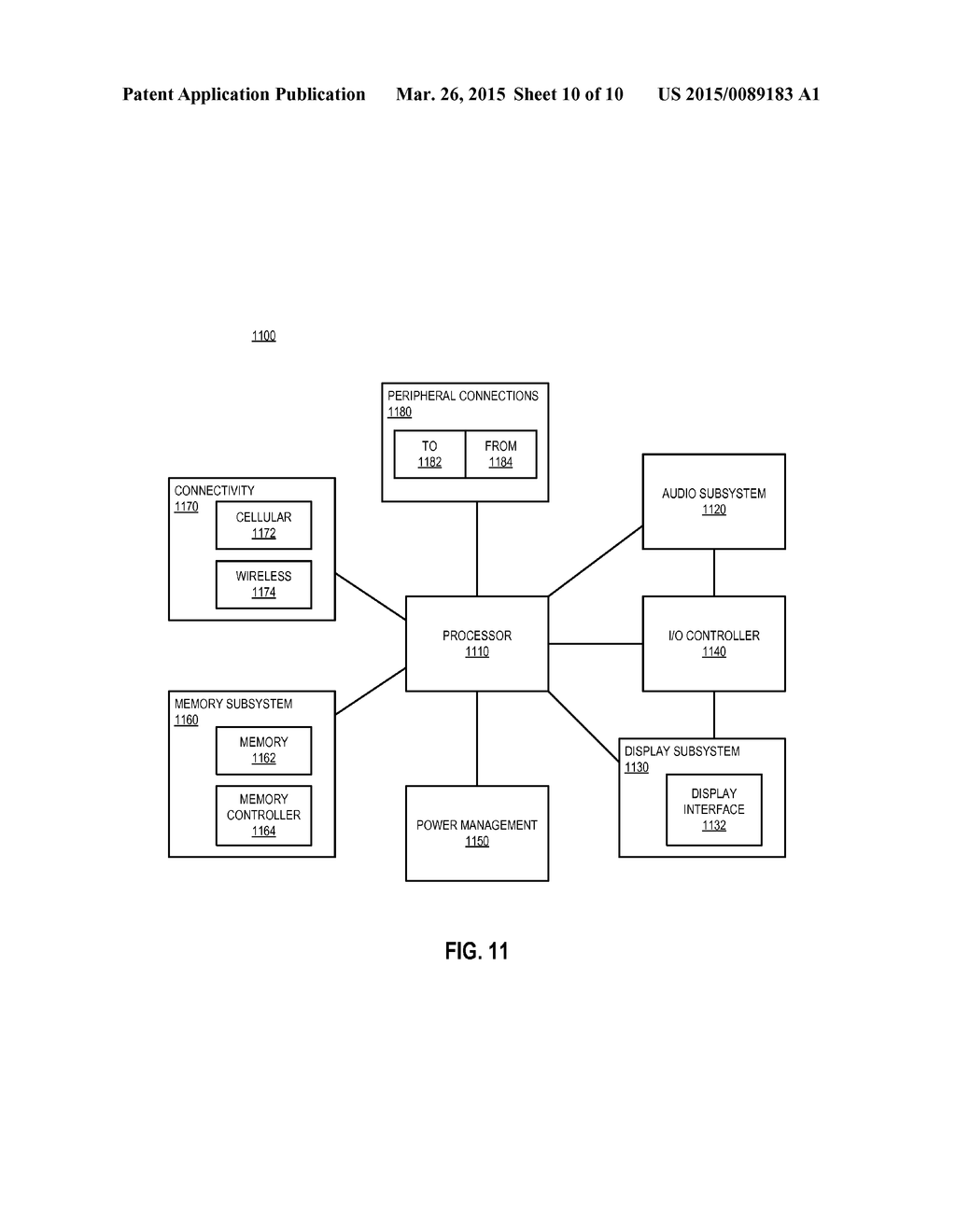 hight resolution of mapping a physical address differently to different memory devices in a group diagram schematic and image 11