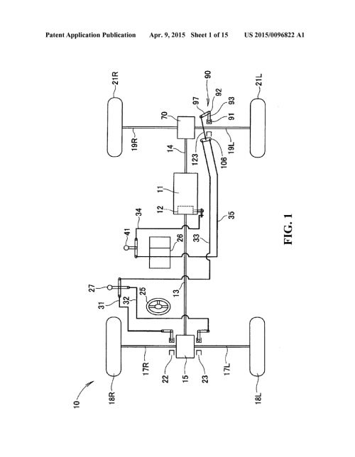 small resolution of differential gear provided with differential lock mechanism diagram schematic and image 02