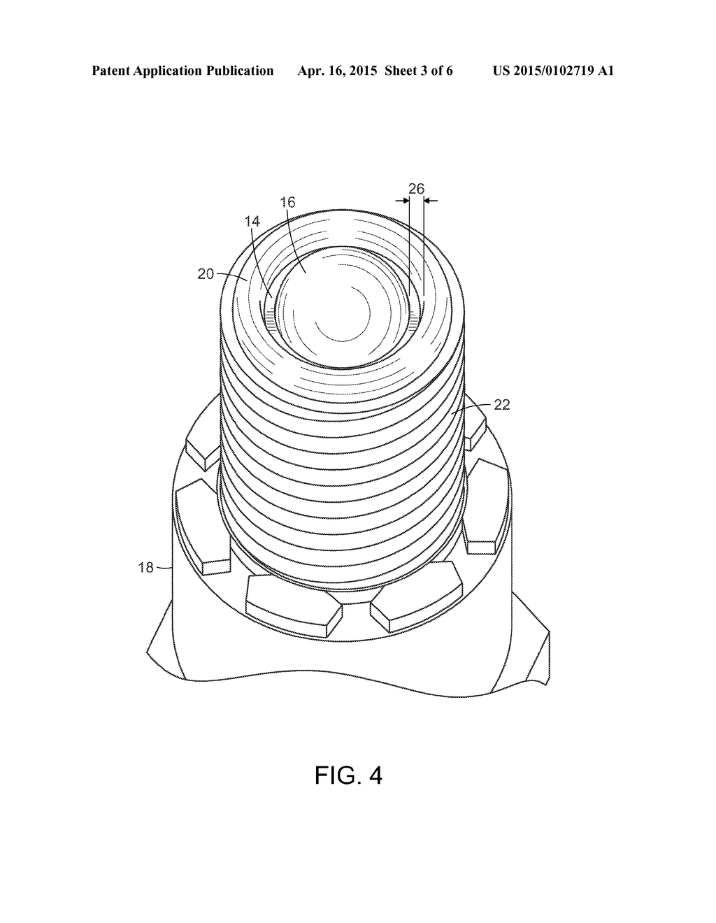hight resolution of plasma ignition plug for an internal combustion engine diagram schematic and image 04