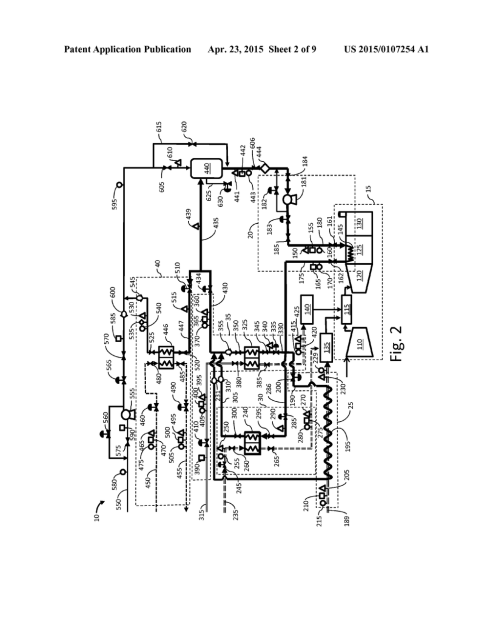 small resolution of method and system for improving the efficiency of a simple cycle gas turbine system with a closed circuit fuel heating system diagram schematic