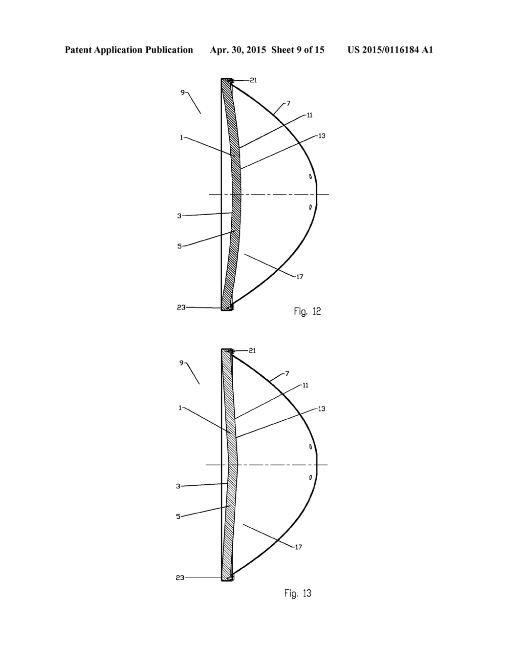 medium resolution of broad band radome for microwave antenna diagram schematic and image 10