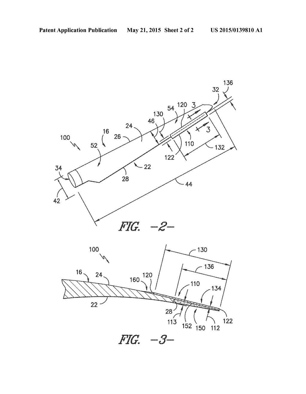 hight resolution of noise reducing extension plate for rotor blade in wind turbine diagram schematic and image 03