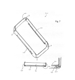 detachable front flip cover for cell phone case diagram schematic and image 08 [ 1024 x 1320 Pixel ]