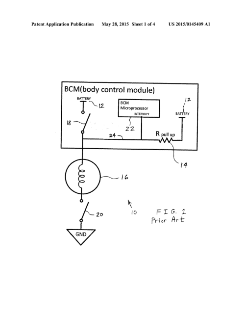 small resolution of automotive led bleed resistor circuit and body control module interrupt wakeup circuit diagram schematic and image 02