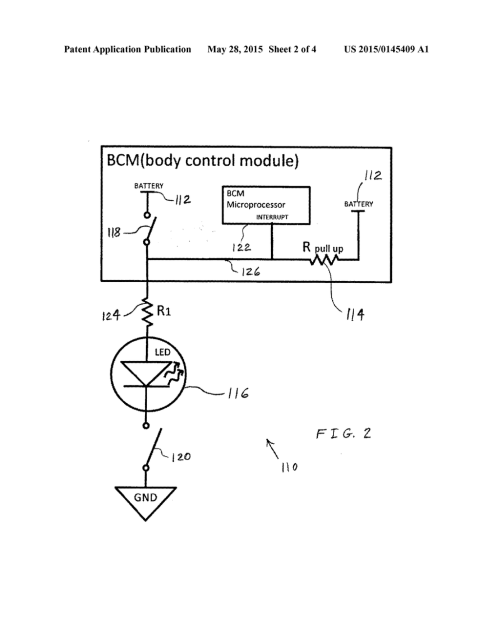small resolution of automotive led bleed resistor circuit and body control module interrupt wakeup circuit diagram schematic and image 03