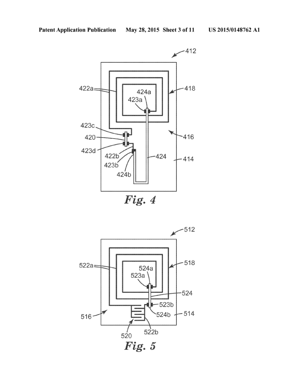 medium resolution of wetness sensor using rf circuit with frangible link diagram schematic and image 04