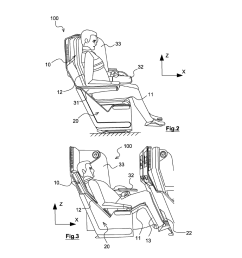 passenger seat having a bucket seat structure and adjustable 1978 corvette seat diagram passenger seat having [ 1024 x 1320 Pixel ]
