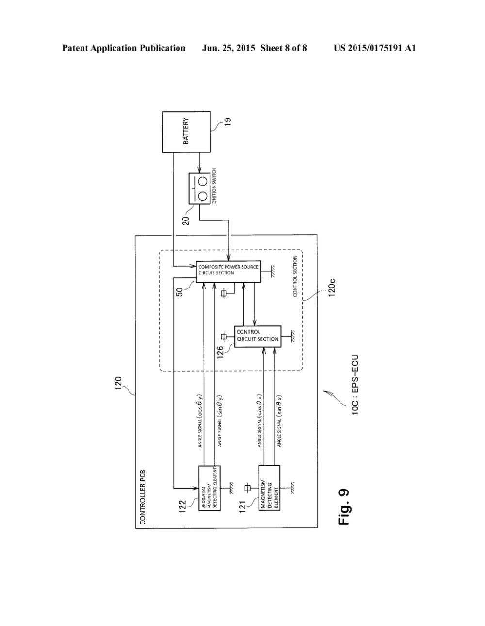 medium resolution of electronic control unit for electric power steering diagram schematic and image 09