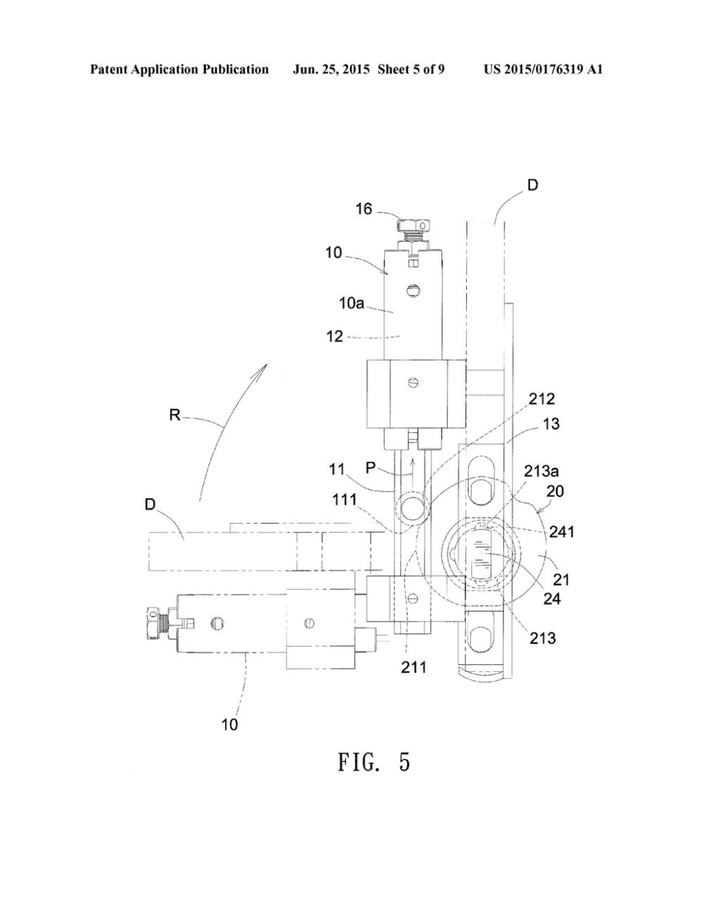 medium resolution of cam type oil free automatic door closer diagram schematic and image 06