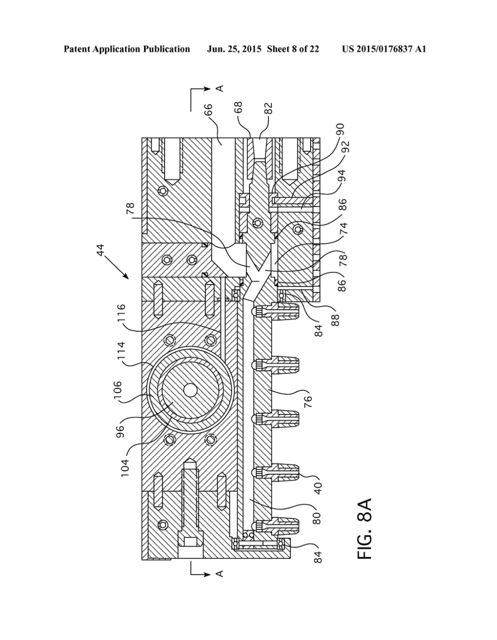 medium resolution of steam generator sludge lance apparatus diagram schematic and image 09