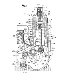 variable valve actuating mechanism for ohv engine diagramvariable valve actuating mechanism for ohv engine diagram  [ 1024 x 1320 Pixel ]