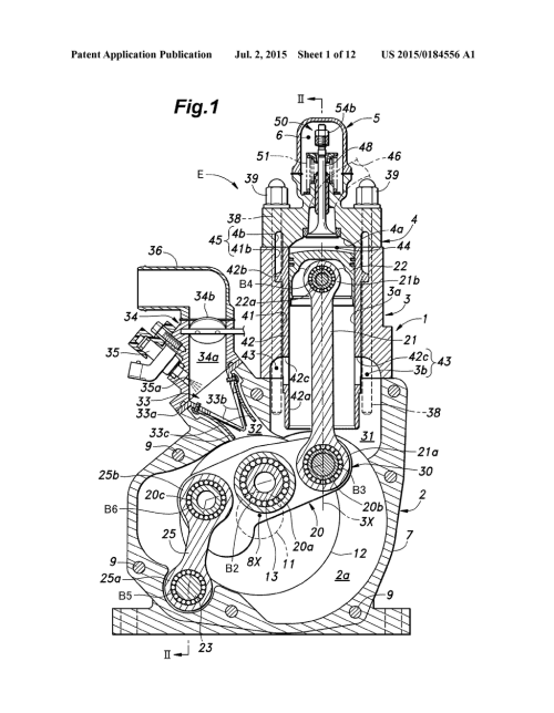 small resolution of variable valve actuating mechanism for ohv engine diagram ohv engine diagram