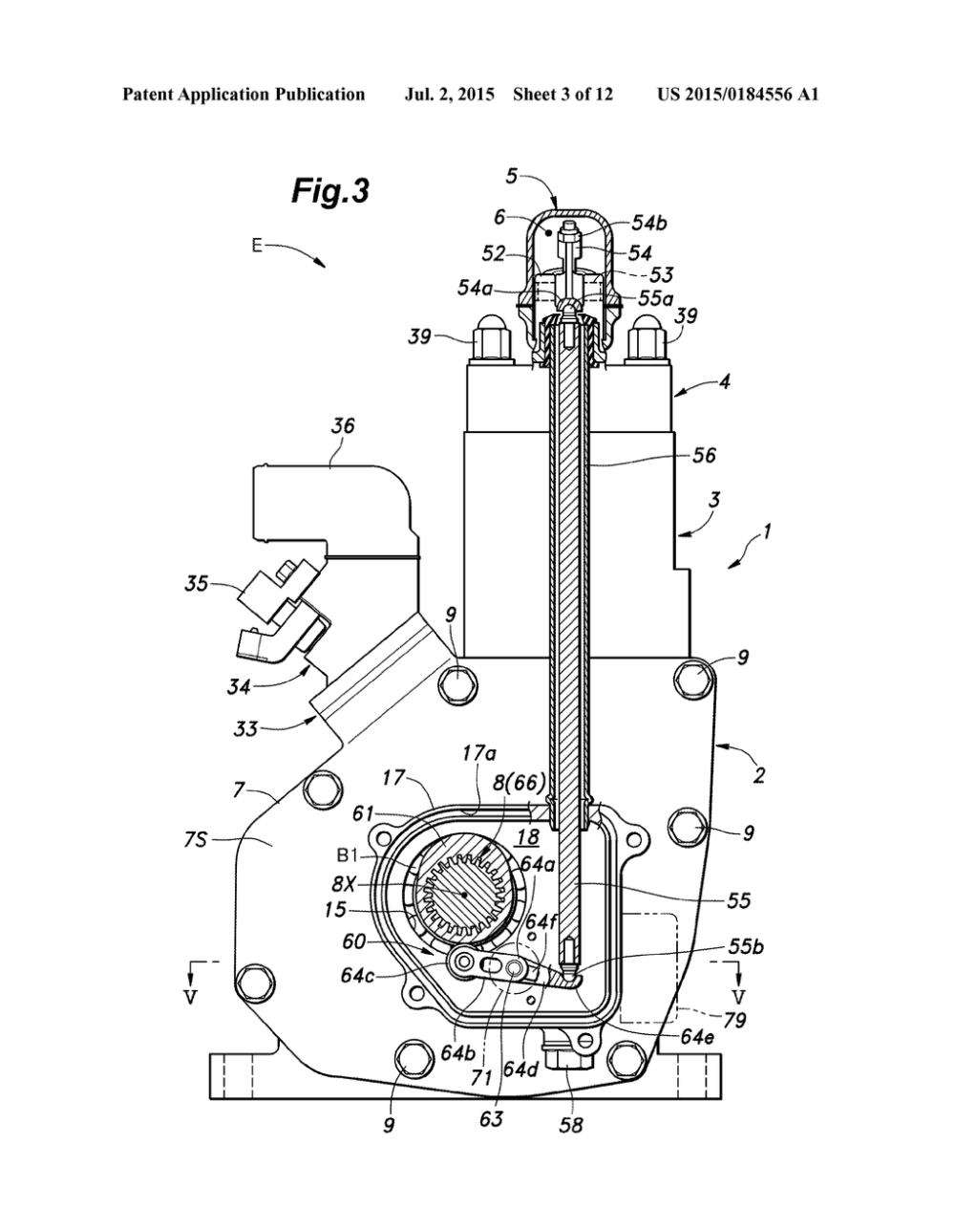 medium resolution of variable valve actuating mechanism for ohv engine diagram ohv engine diagram