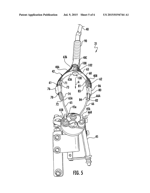 small resolution of tattooing apparatus and clip cord assembly for electrically connecting a power supply to a tattoo machine diagram schematic and image 06