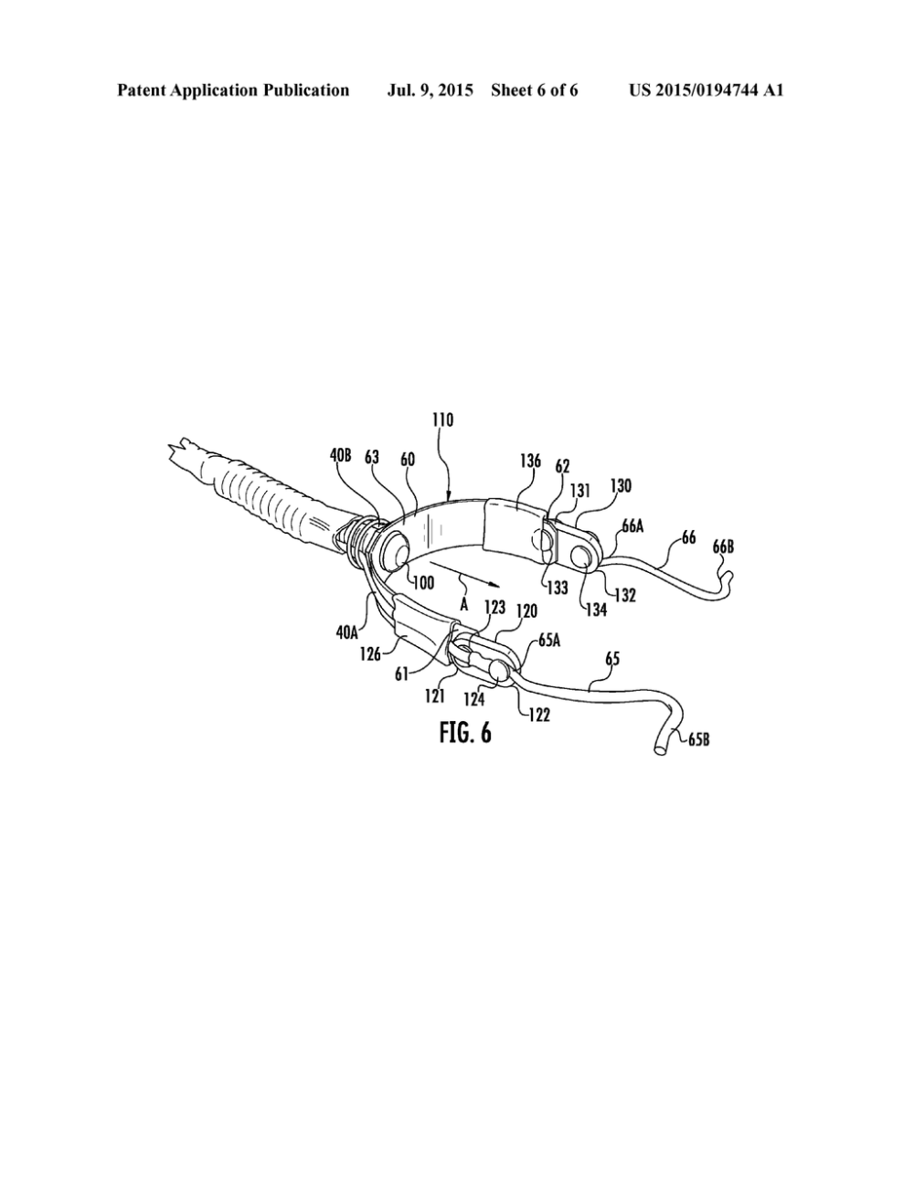 medium resolution of tattooing apparatus and clip cord assembly for electrically connecting a power supply to a tattoo machine diagram schematic and image 07