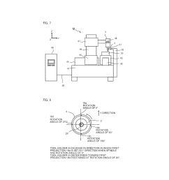 adjustment mechanism for rotation runout and dynamic balance of rotating tool diagram schematic and image 08 [ 1024 x 1320 Pixel ]