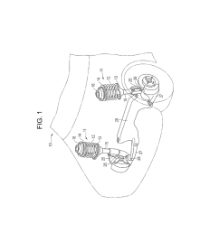 strut type suspension and compression coil spring for suspension diagram schematic and image 02 [ 1024 x 1320 Pixel ]