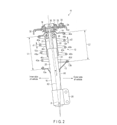 strut type suspension and compression coil spring for suspension diagram schematic and image 03 [ 1024 x 1320 Pixel ]