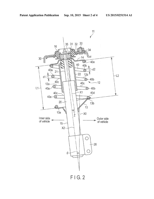 small resolution of strut type suspension and compression coil spring for suspension diagram schematic and image 03