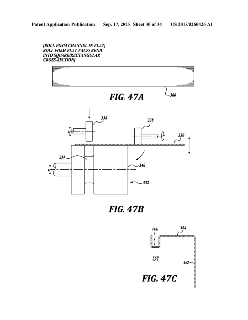 small resolution of sealed and or reinforced flanged ring connector for single and double wall hvac ducting diagram schematic and image 31