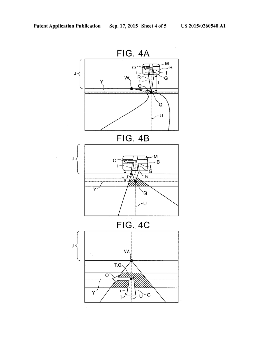 hight resolution of intersection guide system method and program diagram schematic and image 05