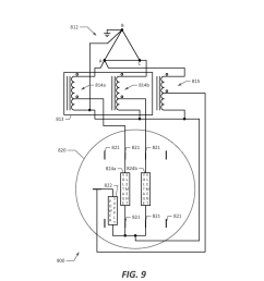 self contained electrical meter arrangement with isolated electrical meter power supply diagram schematic and image 10 [ 1024 x 1320 Pixel ]