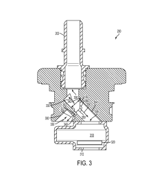 oil separator in a positive crankcase ventilation system of an engine diagram schematic and image 04 [ 1024 x 1320 Pixel ]