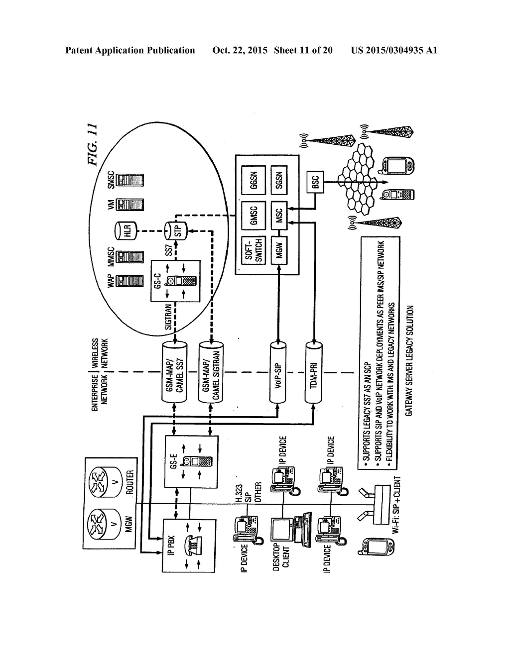 hight resolution of system and method for enabling vpn less session setup for connecting mobile data devices to an enterprise data network diagram schematic and image 12