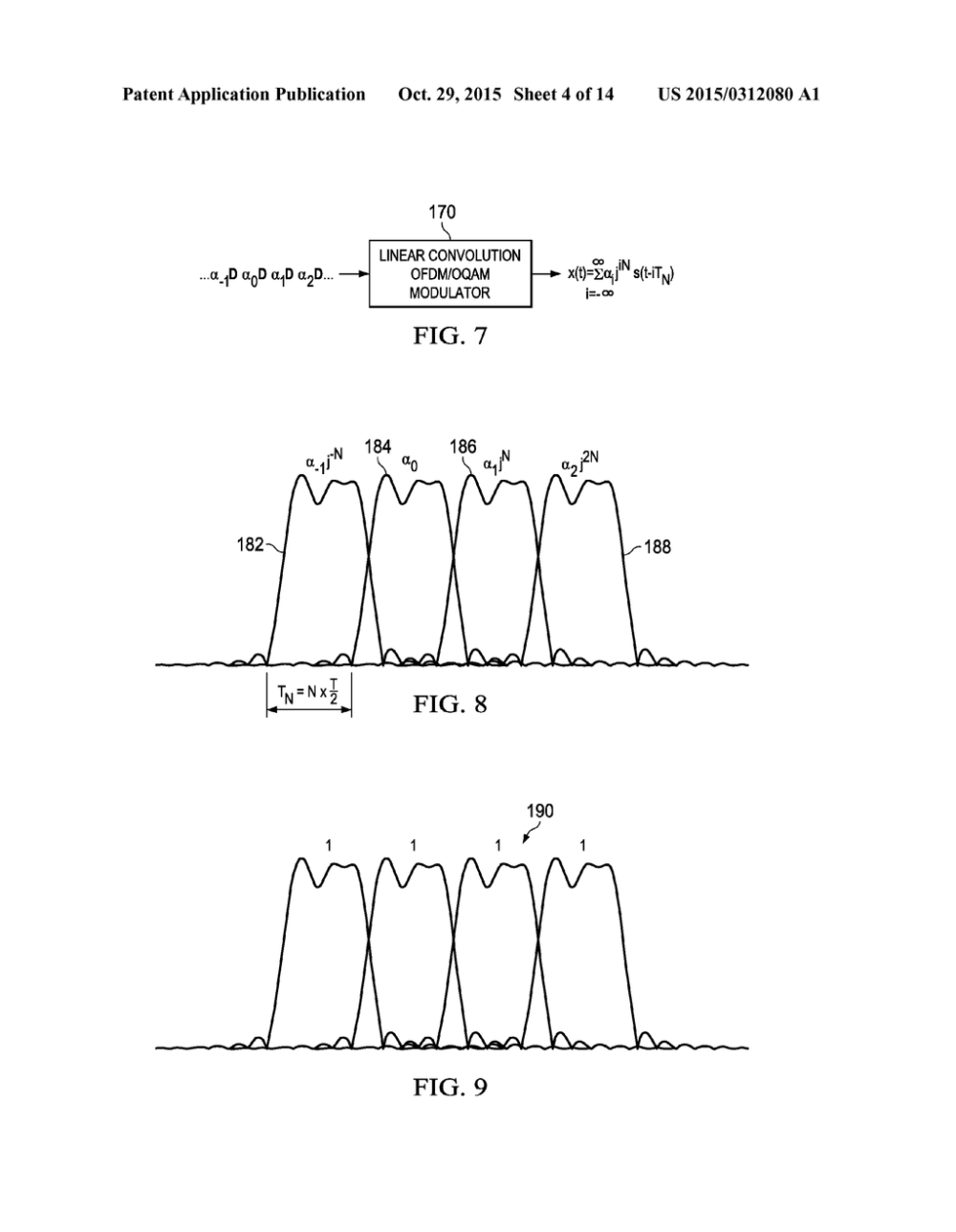 medium resolution of system and method for orthogonal frequency division multiplexing offset quadrature amplitude modulation diagram schematic and image 05