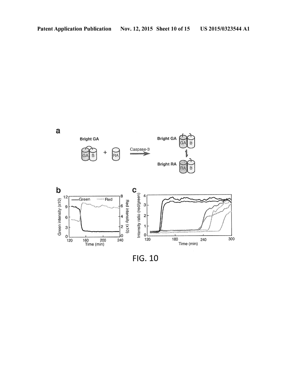 hight resolution of drug discovery and protein protein interaction assay using fluorescent protein exchange diagram schematic and image 11