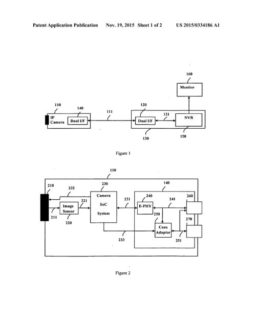 small resolution of coax adaptor for ethernet physical layer transceiver diagram schematic and image 02