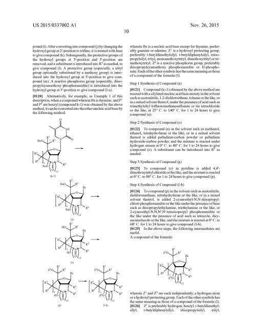 small resolution of nucleoside and nucleotide having sulfonamide structure diagram schematic and image 12
