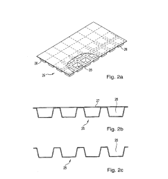 installation for individually tailored filling of blister packs with medication according to predetermined prescription data diagram schematic and image  [ 1024 x 1320 Pixel ]
