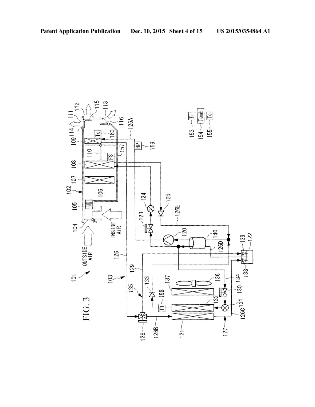 hight resolution of heat pump automotive air conditioner and defrosting method of the heat pump automotive air conditioner diagram schematic and image 05