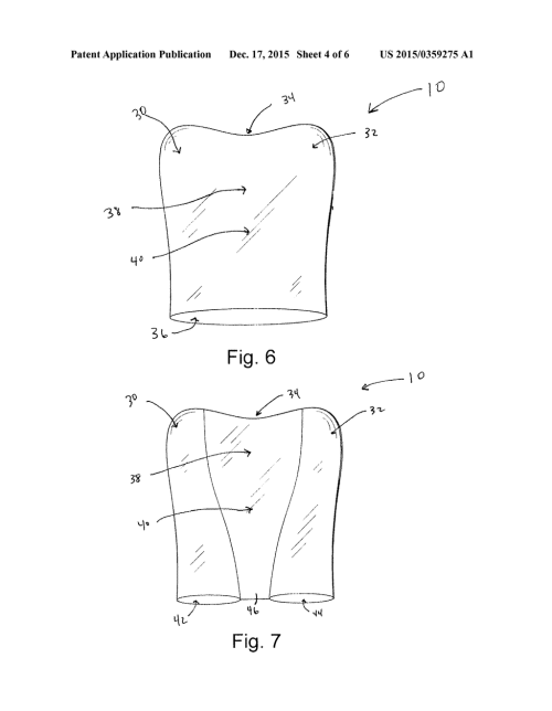 small resolution of kissing shield and method of use thereof diagram schematic and image 05