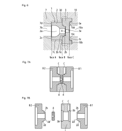 gasket integrated ceramic orifice plate diagram schematic and image 04 [ 1024 x 1320 Pixel ]