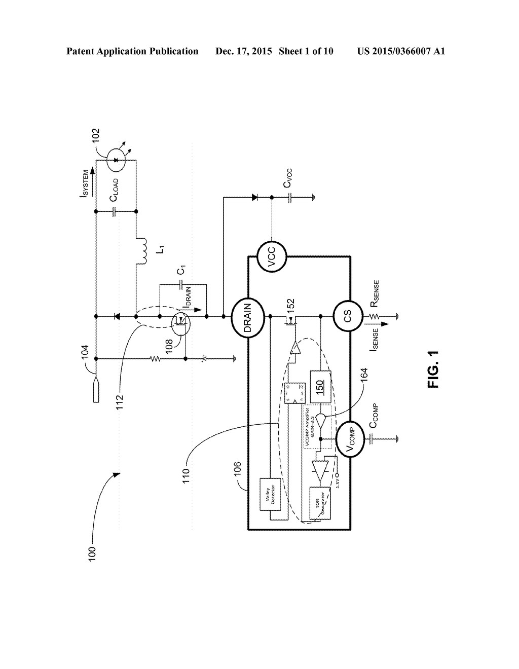 hight resolution of propagation delay compensation for floating buck light emitting diode led driver diagram schematic and image 02