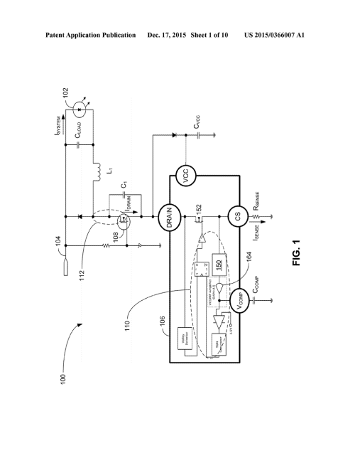 small resolution of propagation delay compensation for floating buck light emitting diode led driver diagram schematic and image 02